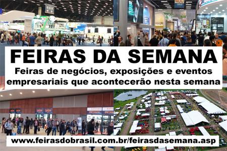 Feiras do Brasil - Feiras da Semana