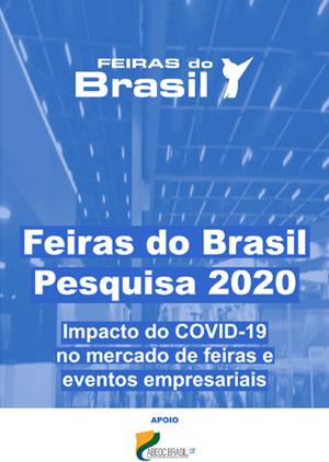 Feiras do Brasil - Pesquisa Impacto COVID