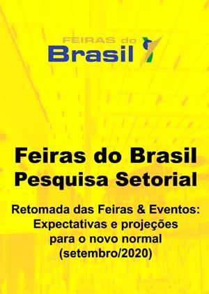Feiras do Brasil - Pesquisa Retomada
